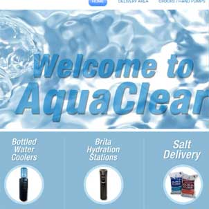 AquaClear Water Website Link