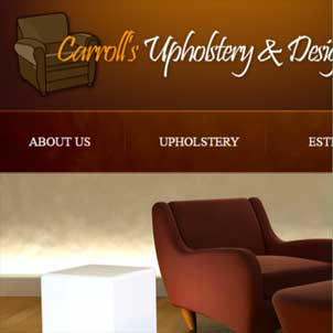 Carrolls Upholstery Website Link