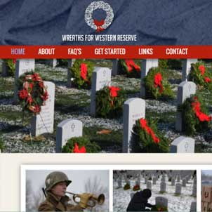 Wreaths For Western Reserve Website Link